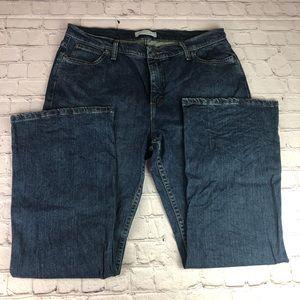 Wrangler high rise bootleg jeans size 16